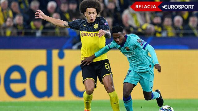 Borussia Dortmund - Barcelona [RELACJA]