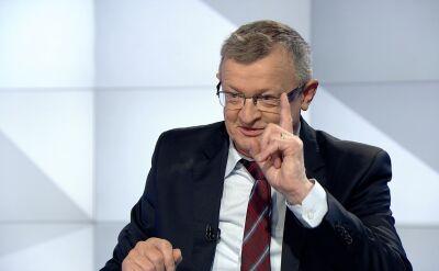 Tadeusz Cymański o przerwanym posiedzeniu Sejmu: prawo jest zachowane