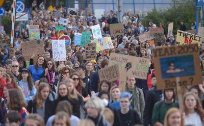 Młodzież w obronie klimatu