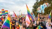 Marsz Równości przeszedł w sobotę po raz trzeci ulicami Torunia