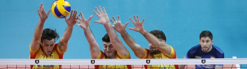 Polscy siatkarze poznali rywala w 1/8 finału mistrzostw Europy