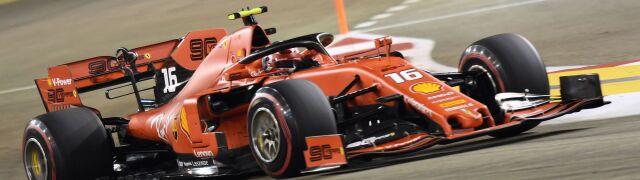 Kubica po staremu. Leclerc wygrałkwalifikacje rzutem na taśmę