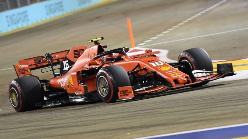 Kubica po staremu. Leclerc wygrał kwalifikacje rzutem na taśmę