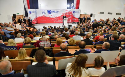 Kaczyński: droga do celów wyznaczonych przez PiS to droga na trzy, cztery kadencje