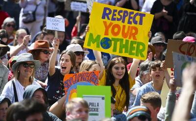 Strajk klimatyczny w Australii