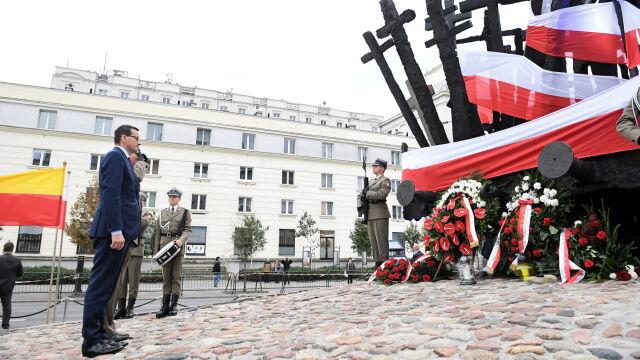 Premier Morawiecki apeluje do Rosji