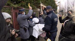 Dzień w którym policja zatrzymała milicję