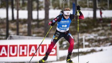 Bezbłędny Norweg wygrał sprint w Hochfilzen. Polacy daleko