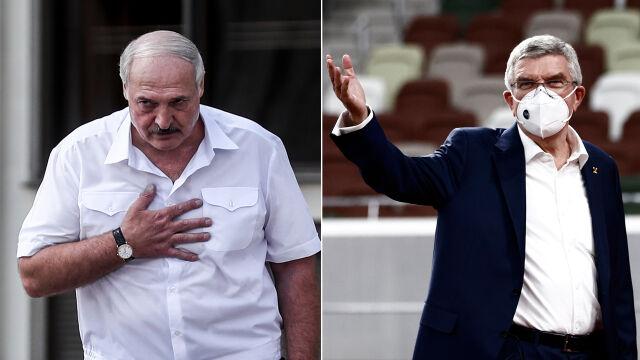 Zakaz dla Łukaszenki. Nie wpuszczą go na igrzyska