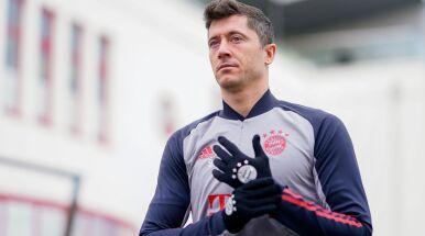 Lewandowski ponownie odpocznie. Nie zagra z Lokomotiwem