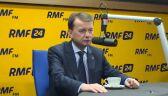 Mariusz Błaszczak o modernizacji służb mundurowych