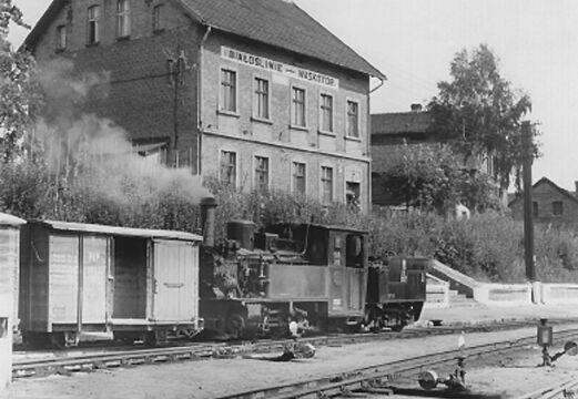 Białośliwie 1974 r.