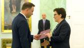Prezydent przyjął dymisję Kopacz i jej ministrów