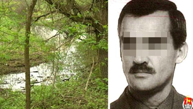 Znaleźli ciało mężczyzny. Na dokumentach nazwisko chorążego