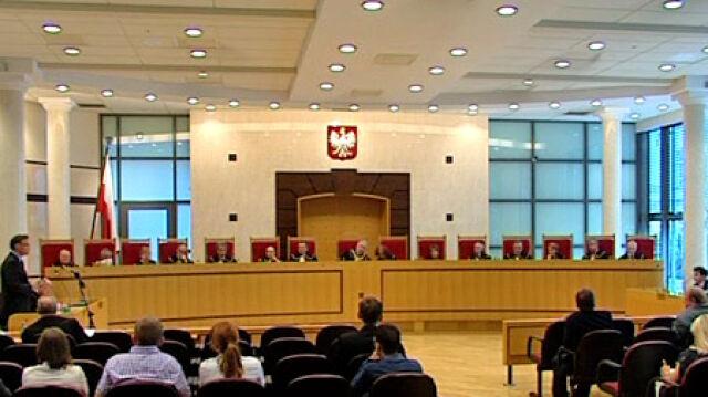 12 godzin Trybunału o zakazie reklam w kampanii