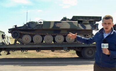 W stronę Ukrainy zmierza nie tylko pomoc humanitarna
