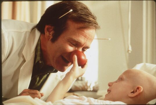 """Patch Adams"", 1998"