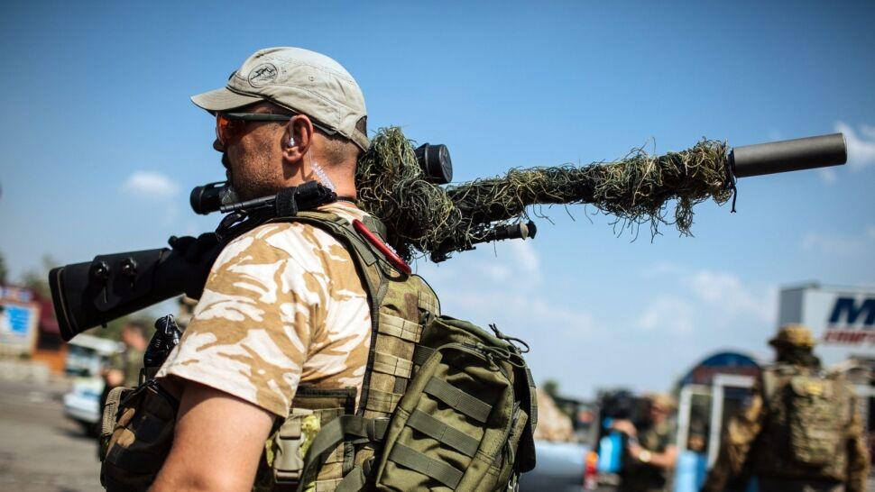Separatyści atakują na nowym froncie. Siły ukraińskie bronią Nowoazowska