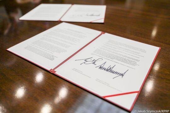 Polsko-amerykańska deklaracja o współpracy obronnej