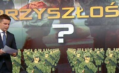 Trump: rozmawiamy o wysłaniu 2000 żołnierzy z Niemiec do Polski. Interaktywne studio TVN24