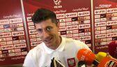 Lewandowski po meczu z Izraelem: wróciliśmy do tego, co powinniśmy grać
