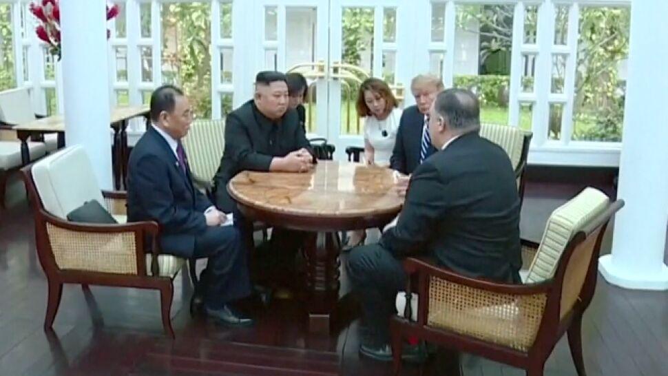 """Trump dostał """"bardzo ciepły, bardzo miły list"""" od Kim Dzong Una"""