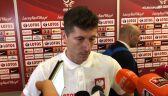 Lewandowski po meczu z Izraelem: bez drużyny nie da się strzelać goli