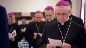 Papieski wysłannik w polskim episkopacie