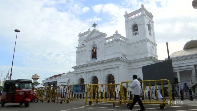 Jeden z głównych podejrzanych w sprawie zamachów wydany Sri Lance
