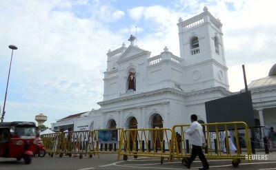 W wielkanocnych atakach na Sri Lance zginęły 253 osoby