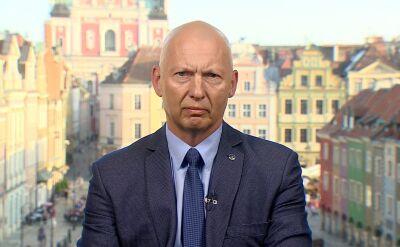 Różański: Polska na ten moment złożyła deklarację. My jeszcze nie kupiliśmy tych samolotów