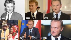 Jedenaście lat jako przywódca PO, siedem na czele rządu. Polityczna podróż Donalda Tuska