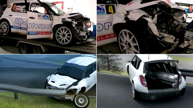 Wypadek Roberta Kubicy (luty 2011)