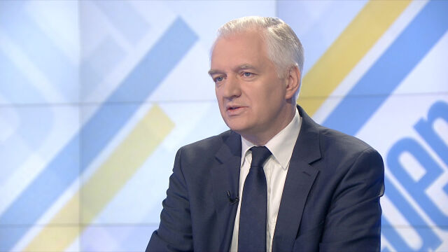 """Gowin zapowiada powołanie nowej partii. """"Poszerzy się koalicja rządowa"""""""