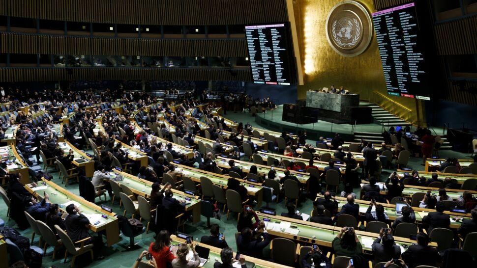 Rezolucja w sprawie Jerozolimy. Trump groził, Polska wstrzymała się od głosu