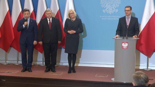 Michał Dworczyk szefem KPRM