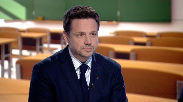 """Rafał Trzaskowski w """"Faktach po Faktach"""""""