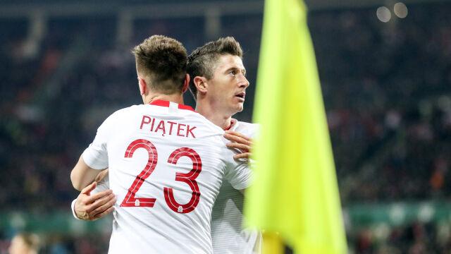 0399bde1e Pierwsza taka sytuacja w historii. Lewandowski i Piątek trzęsą wielkimi  ligami