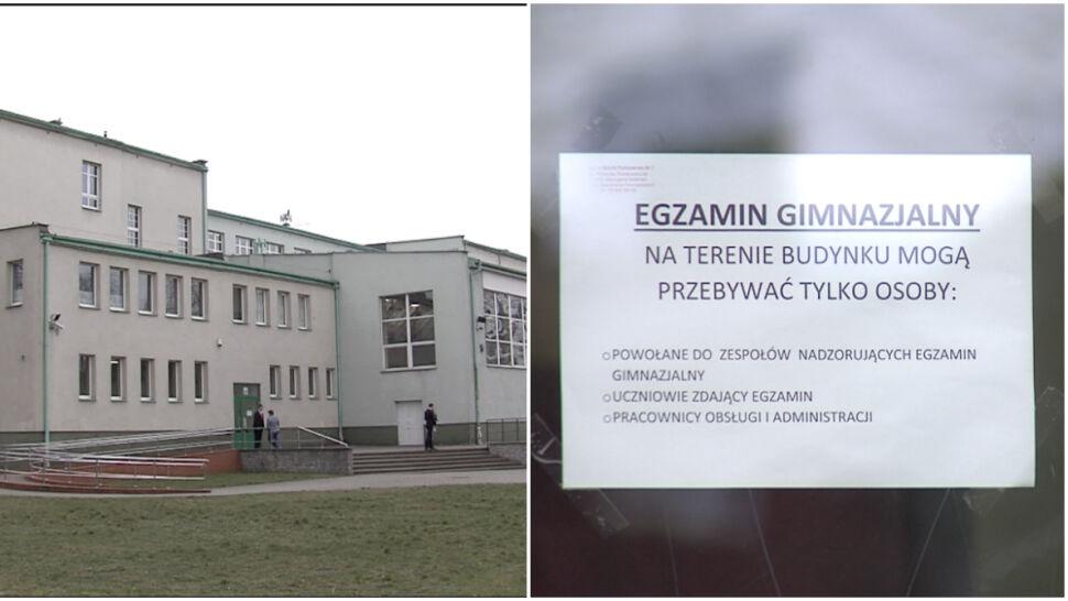 """Strajkujący nauczyciele nie mogą wejść do szkoły. """"Albo się pracuje, albo się strajkuje"""""""