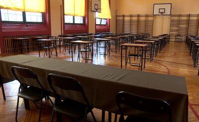 Trwają przygotowania do egzaminu gimnazjalnego w Białymstoku