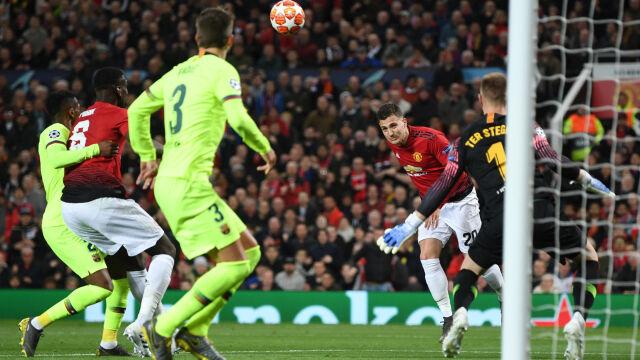 Pięć meczów i tylko jeden gol Manchesteru. Z Barceloną nawet bez celnego strzału