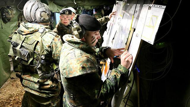 Niemcy wzmocnią wschodnią rubież NATO. Oferują 25 żołnierzy