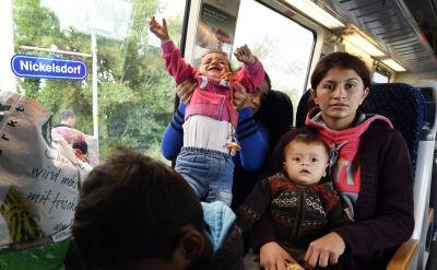Imigranci w Wiedniu. Relacja reportera TVN24