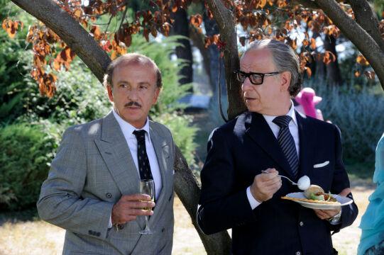 Carlo Buccirosso i Toni Servillo