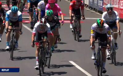 Sam Bennett wygrał 1. etap Tour Down Under