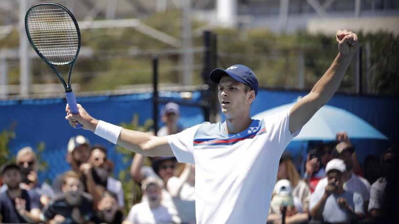 Plan transmisji 3. dnia Australian Open. Grają Iga Świątek i Hubert Hurkacz