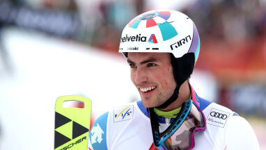 Yule najlepszy w slalomie w Kitzbuehel. Nowy lider cyklu