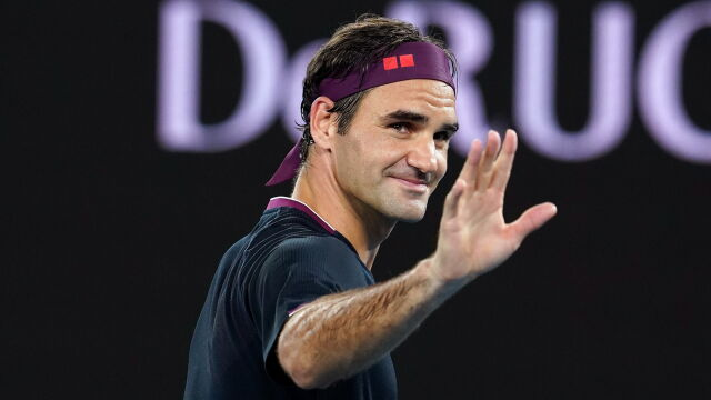 Rekordowy Federer. Spacerek na rozpoczęcie sezonu