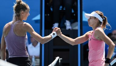 Wymarzony początek, później katastrofa. Linette już poza Australian Open