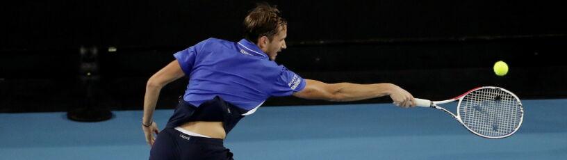 Geniusz Miedwiediewa doceniony. Najlepsze akcje czwartego dnia Australian Open